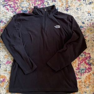 NorthFace Quarter Zip